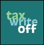 Tax Write Off - Blue & Green