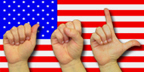 Patriotic ASL Sign Language Stuff