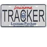 Louisiana Tracker