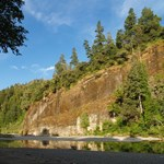 Eel River Cliff