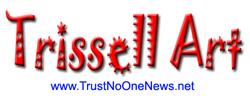 Trissell Art Logo
