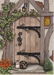 English Tudor Door