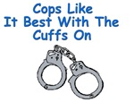 Police Cops Cuffs Handcuffs