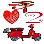 I Love 2 Scoot