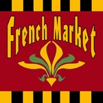 French MArket Sign
