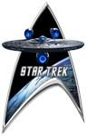 StarTrek Command Silver Signia Enterprise JJA01