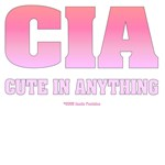 CIA Cute in anything Pink
