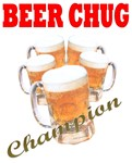 BEER CHUG Champion