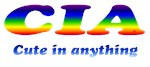 CIA cute in anything Rainbow