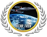 Star trek Federation of Planets Enterprise Galaxy