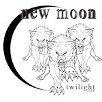 Twilight New Moon Wolf Pack Vector