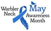May Warbler Neck Awareness Month