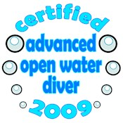 Certified AOWD 2009