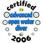 Certified AOWD 2006