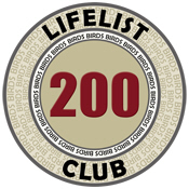 Lifelist Club - 200