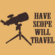 Have Scope Will Travel