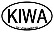 KIWA Kirtland's Warbler Alpha Code