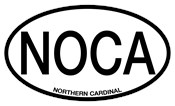 NOCA Northern Cardinal Alpha Code