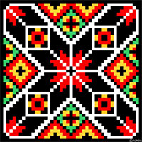 Ukrainian Folk Design 2