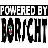 Powered by Borscht