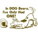 In Dog Beers