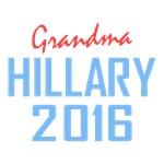Grandma Hillary 2016