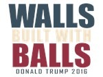 Walls Built With Balls