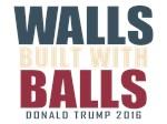 Walls Built With Balls