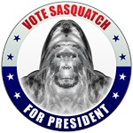 Sasquatch For President
