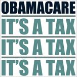 Obamacare, It's A Tax