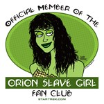 Orion Slave Girl Fan Club