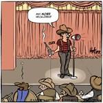 Standup Cowboy