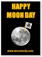 Happy Moon Day