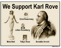 We Support Karl Rove