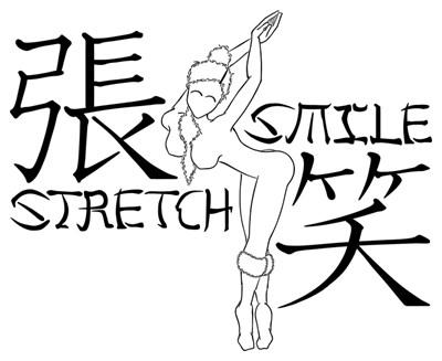 EYE Smile when Stretching