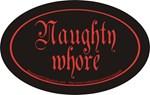 Naughty whore