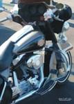 H3180 Motorcycle Watercolor