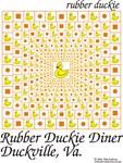 Rubber Duckie Bandana