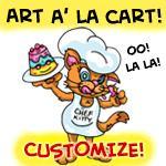 Art a la Cart!