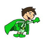Gastroschisis Superhero