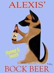 Alexis' Bock Beer