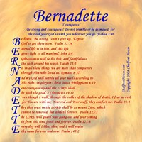 Bernadette