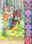 Hansel and Gretel art