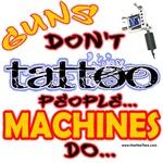 Guns Don't Tattoo