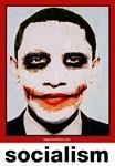Barack Obama, the Socialist Joker