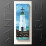 Santa Cruz Harbor Lighthouse