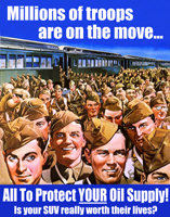 Millions of Troops Are On The Move...