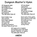 Dungeon Master Designs
