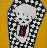 Checkerboard Skullz
