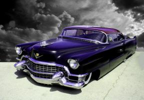 Purple Cadillac